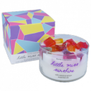 Bougie Parfumée Jelly Miss Sunchine Bomb Cosmetics