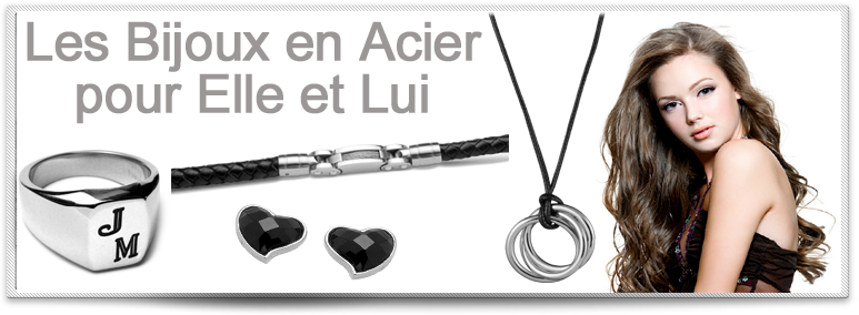 Bijoux femme acier pas cher new photo blog with jewelry - Presentoir bijoux pas cher ...