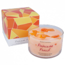 Bougie Parfumée Jelly Princess Peach Bomb Cosmetics