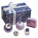 Coffret cadeau Bomb Cosmetics Blooming Bluebells