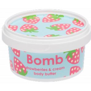 Beurre de Corps Bomb Cosmetics Strawberries & Cream