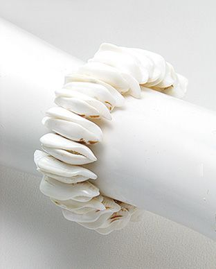 Bracelet Stretch de Coquillages