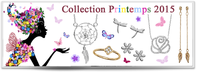 Bijoux Argent Collection Printemps 2015